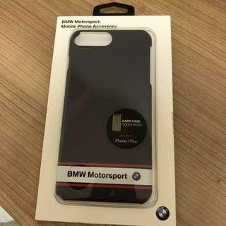 BMW Motorsport IPHONE 6+,7+,8+ 手機硬殻