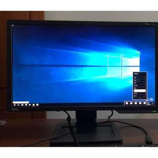 """(特價一台)BenQ 明基 XL2411 24"""" 144hz 1ms LED電競屏 LED顯示器 (二手)85%NEW"""