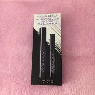 Urban decay mascara full size + travel set RRP $56