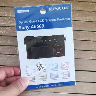 tempered screen protector for sony a6000 a6300 a6500
