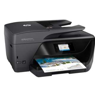 HP OfficeJet Pro 6970 多合一打印機 (全新未開箱)