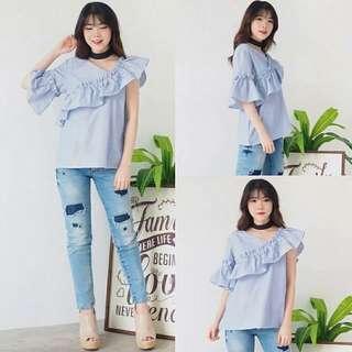 Sabrina blouse / blouse import