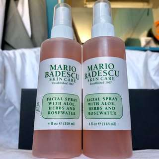 Mario Badescu Facial Spray Aloe, Herbs and Rosewater