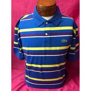 Lacoste Polo shirt men (overruns) size 5,6,7