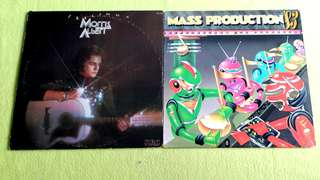 MORRIS ALBERT . feeling ● MASS PRODUCTION . '83 ( buy 1 get 1 free )  vinyl record