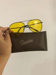 Sunnies Serge in Lemonade