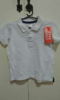 H&M polo shirts for babies