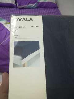 Ikea dvala queen sheet