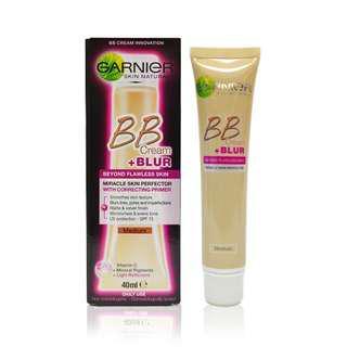 Garnier BB Cream + Blur (Medium)