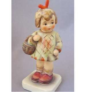 "Goebel Hummel Figurine ""I Brought you a gift"""
