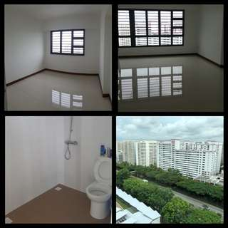 121B Punggol Masterbed room/Common rooms for rent!