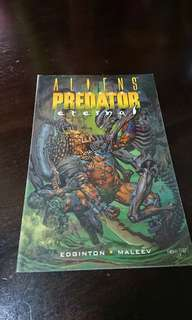 Aliens vs Predator - Eternal Tpb