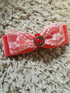 Lolita Hair clip