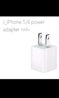 Iphone 5/6 Power Adapter Only