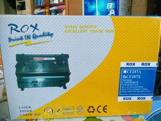 Recyle HP CF-287X Laserjet Toner-環保装HP CF-287X雷射打印機碳粉