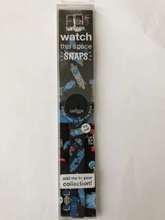 Smiggle Watch - Skateboard