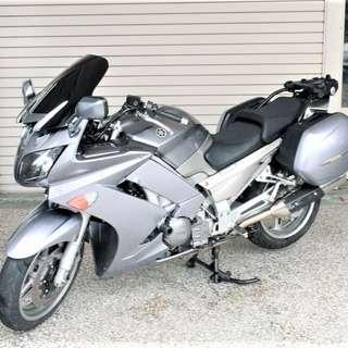 【保固車】【0元交車】2006 年 YAMAHA 山葉 FJR 1300 FJR1300 機車 雙碟 噴射 經典款
