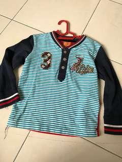 Polo L/sleeve shirt