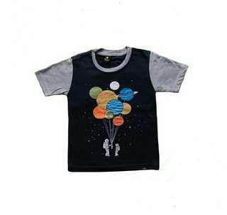 Kaos anak (baru)