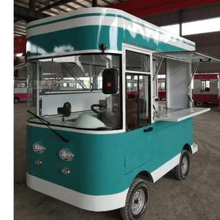 Mobile Electric Food/Retail Cart for Sales/Rent!