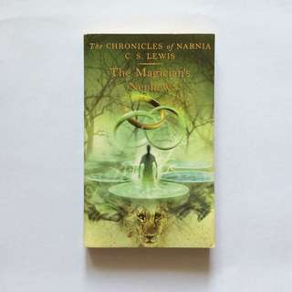 The Magician's Nephew - The Chronicles of Narnia by C.S.Lewis