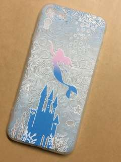 Iphone7 全新軟殻 Disney Mermaid
