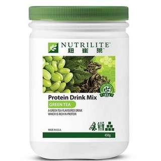紐崔萊-綠茶味蛋白質粉.編號  2578