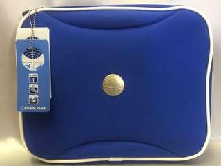 """Pan Am Travel Document / 14"""" Laptop Holder 泛美航空旅遊證件夾/14吋手提電腦袋"""