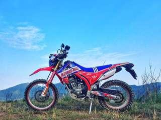 Honda CRF250 Lucas Oil