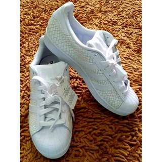 Auth Brandnew Auth Adidas Originals Snake Sneaker Shoes US10