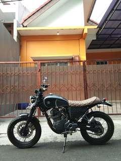 Custom Scorpio Japstyle 2011 Mewah Pajak Panjang