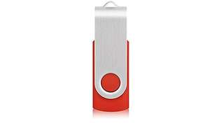 1116. TOPSELL 16GB USB 3.0 Flash Drive Memory Stick Thumb Drive (Red)