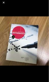 Selling 'A' Math New Syllables Shinglee 9th Edition Textbook