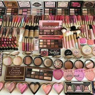 energization of makeup/cosmetics for attraction