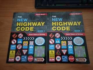 🚚 BTT Books - Basic Theory Test/New Highway Code