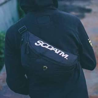 Suicide Anthem Waist Bag