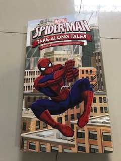 Spiderman mini book