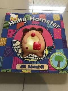 Holly hamster