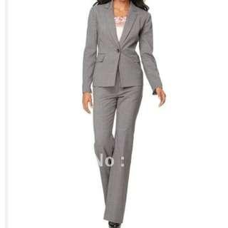 Ladies Custom Suit