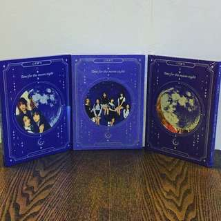 G-Friend's Time for the Moon Night