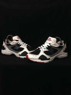Fila bermuda shoes rare