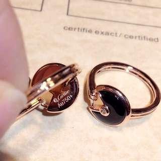 Cartier 戒指