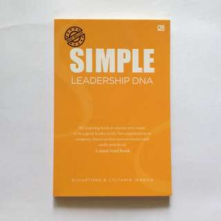 Simple Leadership DNA