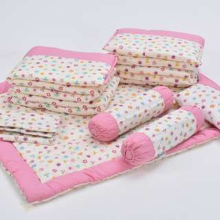 Baby Bedding Set (Cot Bumper 7in1)