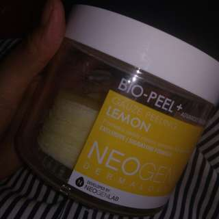 Neogen bio peel lemon share