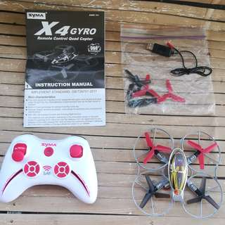 Syma X4 Assault 2.4G Quadcopter drone