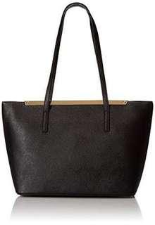 ALDO Black Vanwert Tote Bag 100% Original