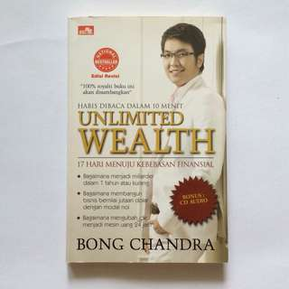 Unlimited Wealth by Bong Chandra