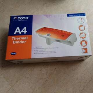 Toyo Thermal Binder