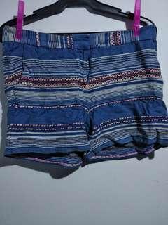 Pretty Boho Shorts